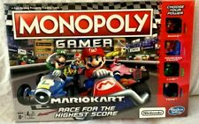 Monopoly Gamer Nintendo Mariokart Mario Car Race Board Game
