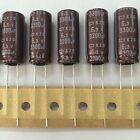 5pcs 6.3V 3300uF 6.3V NCC KZG 10x25mm Super Low ESR Motherboard Capacitor