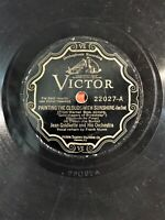 """Vintage 10"""" 78 rpm records,  1928-1952, Tony Bennett / Guy Lombardo and more"""