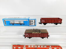 CF923-0, 5 #2x märklin H0/AC Freight Car NS:4639 +507 2 353-3 Load, Sg +1x Box
