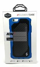 New Element Case ION Hard Carbon Fiber Case Cover For iPhone 6s Plus & 6 Plus