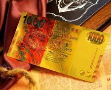 "★★ HONGKONG  : BILLET POLYMER  "" OR "" DU 1000 DOLLARS HKG ★★ B060"