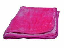 Indian Mink Fabric Soft and Beautiful Dog/Cat Blanket-Large,38''X42'' Inch
