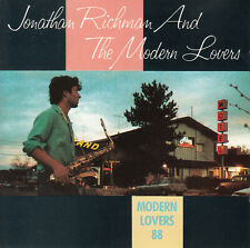 Jonathan Richman And The Modern Lovers - Modern Lovers 88 CD 1988 Rock Import