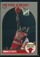 1991 NBA Hoops 100 Superstars #13 Michael Jordan Chicago Bulls