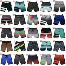 NWT 4Way Stretch Surf Shorts Mens Hurley Phantom Beach Pants Board Shorts 30-36