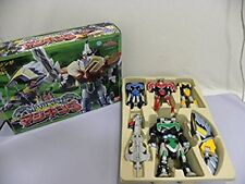 Power Rangers Mystic Force Titan megazord DX MagiKing Bandai japan F/S