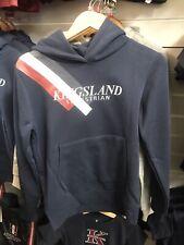 Kingsland Ladies Navy Hoodie M **REDUCED FROM £89**