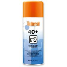 LUBRICANTE ANTIOXIDANTE DIELECTRICO PROTECTOR 400ML AMBERSIL FORTY PLUS 40+31563