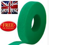 VELCRO® Brand Hook and loop ONE-WRAP® back 2 back Strapping 20mm Blue X 2metres