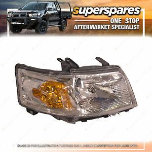 Superspares Right Hand Side Headlight for Suzuki Apv GC416 06/2005-ONWARDS