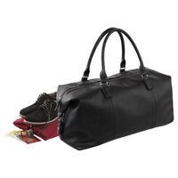 Quadra Mens Weekend Travel Holdall Holiday Overnight Bag Gym Duffle 30 Litre New