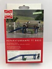 BUSCH 8853 Spur TT,  Reparaturrampe  #NEU in OVP#