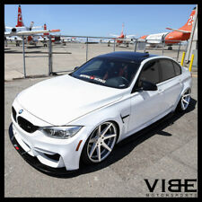 "19"" ROHANA RC7 SILVER CONCAVE WHEELS RIMS FITS BMW E39 525i 528i 530 540"