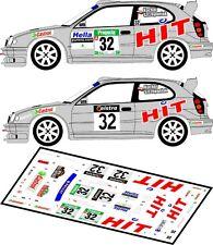 DECALS 1/43 TOYOTA COROLLA WRC - #32 - KUCHAR - NEW ZEALAND 2002 - D43058
