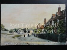 Nottingham CLIFTON VILLAGE Village Road c1906 by Clumber Series