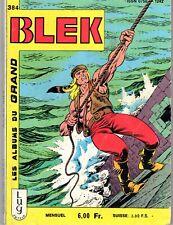 BLEK 384 LUG 1982 RARE PASSIONNANT TBE