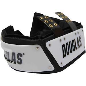 Douglas Football Adult Adjustable SP Series Rib / Back Protector Pad Combo