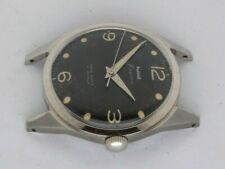 Gents military HMT Sawan watch, stainless steel 35 mm case, 17 jewels, working.