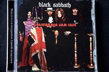 Black Sabbath California Jam 1974 + 3 bonus tracks CD New + Sealed