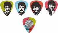 Planet Waves Beatles Guitar Picks, Meet the Beatles, 10 Pack, Medium Gauge