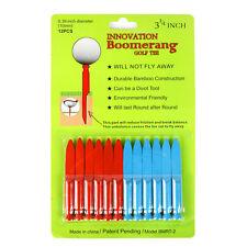 12 The Elixir Golf Boomerang Golf Tee Divot Tool Not Fly Away 3 1/4 inch US SHIP