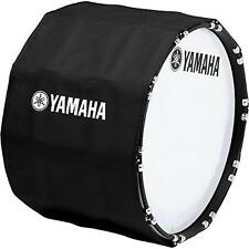 Yamaha Marching Bass Drum Cover 28 in. BDC28 Black BRAND NEW