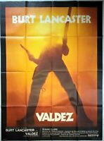 Plakat Kino Western Valdez Burt Lancaster - 120 X 160 CM