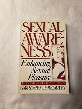 Sexual Awareness by Barry and Emily McCarthy PB 1991