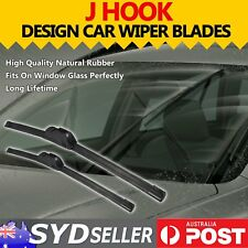 2x Winscreen Wiper Blades For Holden Commodore VT VX VY VZ SS S SV6 SV8 (97-06)