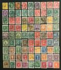 CANADA COLLECTION OF OLDER STAMPS, 3 PICS