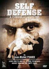 SELF DEFENSE & PENCHAK SILAT SYSTEM NEW DVD