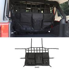 Car Trunk Organizer Storage for Jeep Wrangler JK JKU JL 07-2018 Car Accessories