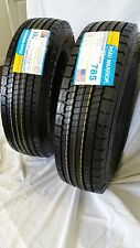 225/70R19.5 (6-TIRES)128/126M ROAD WARRIOR (2-STEER and 4 DRIVE TIRES)