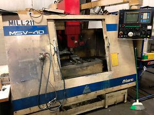 Miyano CNC Mill