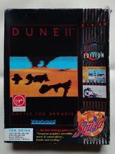 DUNE II BATTLE FOR ARRAKIS Amiga 500 Boxed Floppy Disc game