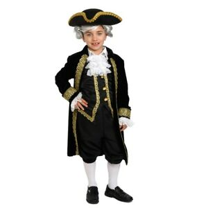 Dress Up America Kids Historical Alexander Hamilton Costume Outfit for Boys