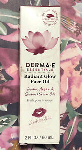 Derma E Essentials Radiant Glow Face Oil 2.0 fl oz