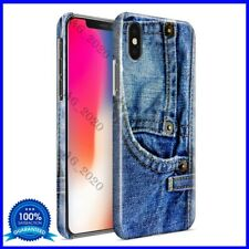 Blue Jeans iPhone Samsung Huawei LG Sony Honor Nokia protective case cover hülle