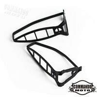 Steel Turn Signal Light Grill Protector Cover Guard For BMW R1200 GS/R/S 2009-14