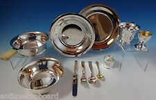 Tiffany & Co. Sterling Silver Child'S Set 11Pc (#1035)