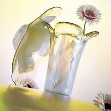 Centrotavola ANEMONE AMBRA La Murrina vetro murano made in Italy idea casa