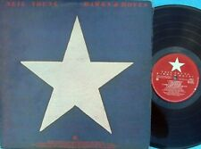 Neil Young ORIG US LP Hawks & doves EX '80 Reprise HS2297 Country Rock
