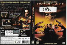 FANTASMI DA MARTE (2001) dvd ex noleggio