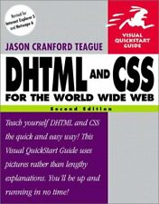 DHTML and CSS for the World Wide Web, Second Editi
