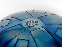 Turtle tank drum steel tongue handpan 2-SIDES 16 tones! Nazij D akebono &A Hijaz