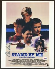 ROB REINER SIGNED 11X14 PHOTO PSA DNA COA AUTOGRAPH STAND BY ME