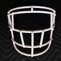 Schutt Super Pro RJOP Adult Football Helmet Facemask - White