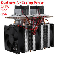 12V 144W DIY Electronic Semiconductor Refrigeration Cooler Cooling System Kits