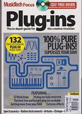 MUSIC TECH FOCUS MAGAZINE #19 2011, PLUG-INS WITH FREE DISC.